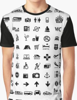 Smartraveller Graphic T-Shirt