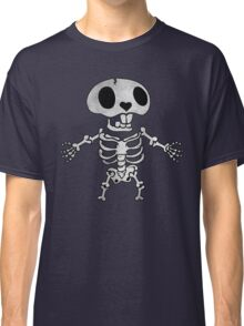 Happy Skeleton Classic T-Shirt