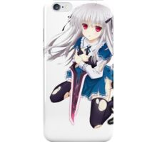 absolute duo ready for war  iPhone Case/Skin