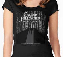 Calvary Bible Fellowship Hobbiton Women's Fitted Scoop T-Shirt