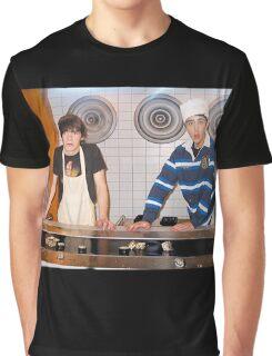 Drake and Josh Sushi Graphic T-Shirt