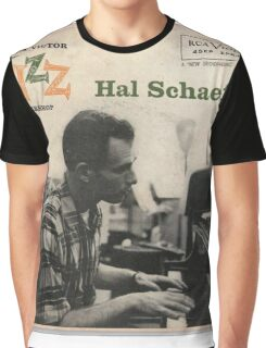 The RCA Victor Jazz Workshop ep Cover Hal Schaefer Graphic T-Shirt