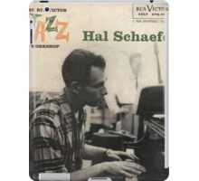 The RCA Victor Jazz Workshop ep Cover Hal Schaefer iPad Case/Skin
