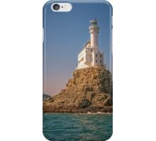 Oryukdo Lighthouse Island, Busan, South Korea iPhone Case/Skin