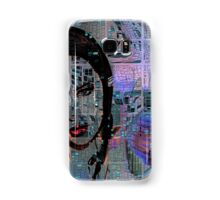 Comic Book Queen 2 Samsung Galaxy Case/Skin