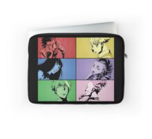 Death Parade, Kaleidoscope Laptop Sleeve