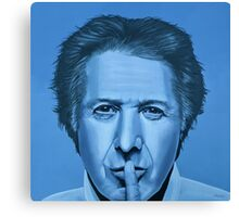 Dustin Hoffman Painting Canvas Print