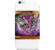 Cheshire Cat! Alice and Wonderland iPhone Case/Skin