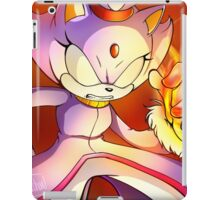 Blaze the Cat - Blazing Princess iPad Case/Skin