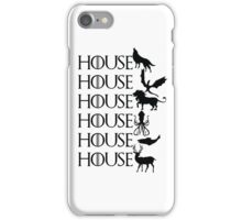 Game of Thrones - House iPhone Case/Skin