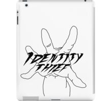 Identity Thief Merch - Logo iPad Case/Skin
