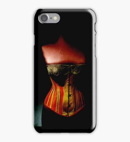 The Corset iPhone Case/Skin