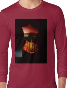 The Corset Long Sleeve T-Shirt