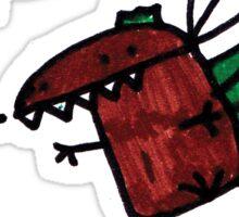 Parachoot Spinosaur Sticker