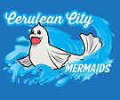 Cerulean City Mermaids by Adam Grey