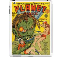 Planet Comics iPad Case/Skin