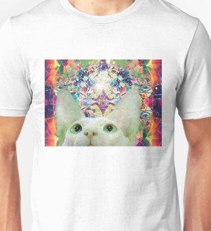 Tripping Sphynx Cat Unisex T-Shirt