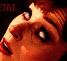 Rowena Sticker