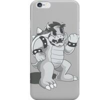 Old School Bowser iPhone Case/Skin
