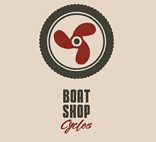 Boat Shop Cycles Unisex T-Shirt