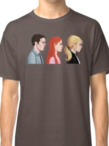 BTVS - Scoobies Classic T-Shirt