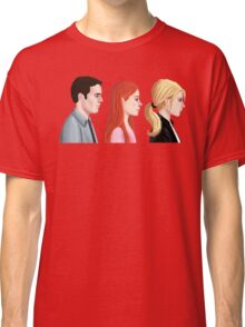 BTVS - Scoobies Classic T-Shirt