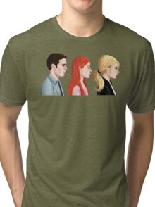 BTVS - Scoobies Tri-blend T-Shirt