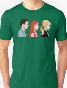 BTVS - Scoobies Unisex T-Shirt