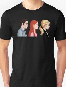BTVS - Scoobies T-Shirt