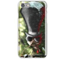 Mosquito Scrooge iPhone Case/Skin