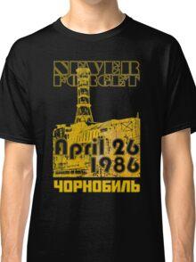 CHERNOBYL 30th Anniversary Classic T-Shirt