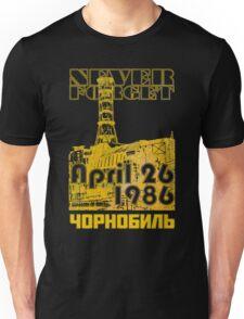 CHERNOBYL 30th Anniversary Unisex T-Shirt