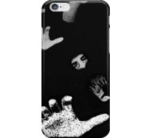 Shadow in the Crowd iPhone Case/Skin