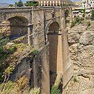 Puente Nuevo Bridge, Ronda, Andalucia, Spain by TonyCrehan