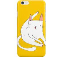 Cat shower! iPhone Case/Skin