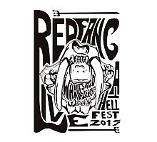 Red Fang Photographic Print