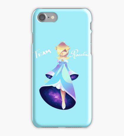 Team Rosalina iPhone Case/Skin
