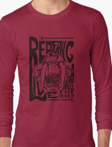 Red Fang Long Sleeve T-Shirt