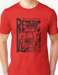 Red Fang Unisex T-Shirt