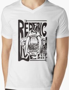 Red Fang Mens V-Neck T-Shirt