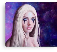 Diana portrait Canvas Print