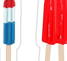 Let's Blow This Popsicle Stand Sticker