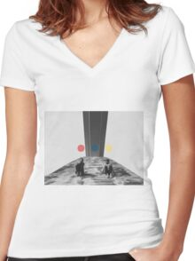 New Relient K  Women's Fitted V-Neck T-Shirt