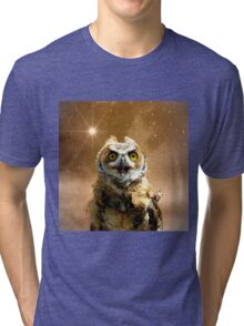 King of space Tri-blend T-Shirt