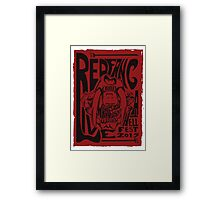 Red Fang - Alt Framed Print