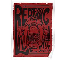 Red Fang - Alt Poster