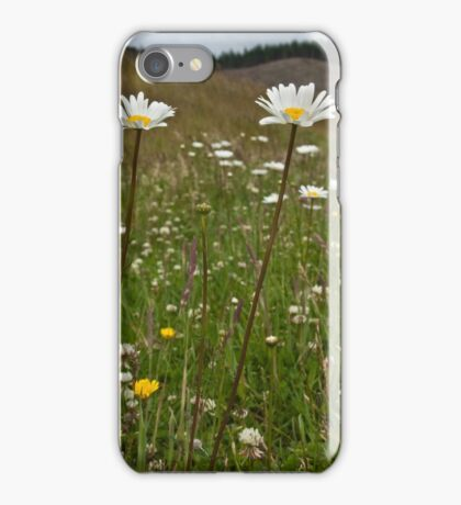 Roadside Flowers iPhone Case/Skin