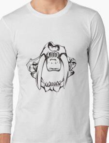 Saber tooth Long Sleeve T-Shirt