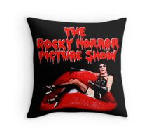 The Rocky Horror Picture Show Throw Pillow