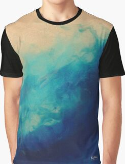 Crazy Blue Sea 2  Graphic T-Shirt